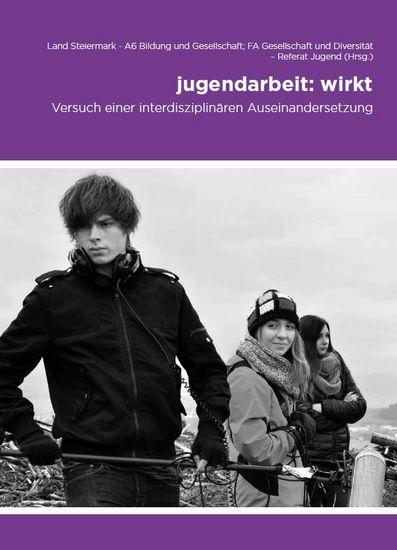 Cover Buch jugendarbeit:wirkt